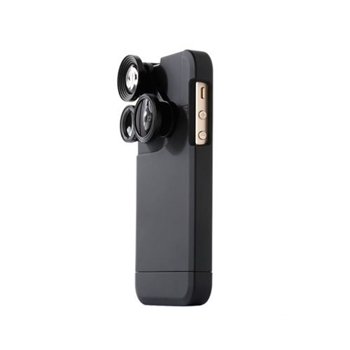4-in1 Rotatable Lens & Case. From www.iToys.co.za