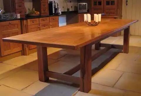 Nice, simple table design