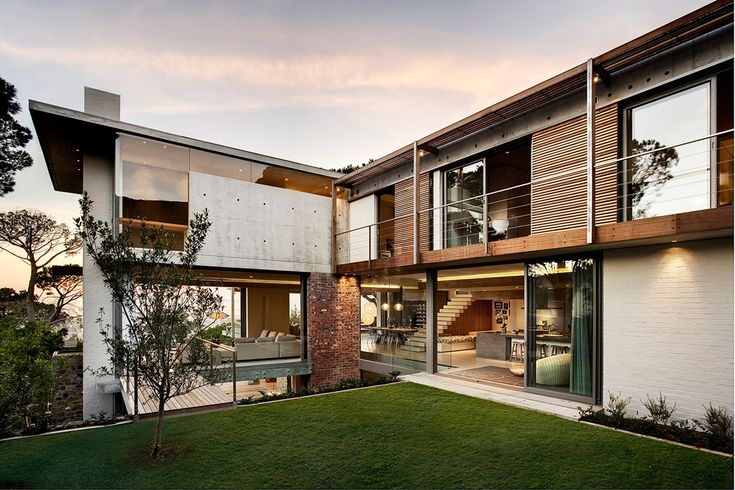 contemporary home - Higgovale, Cape Town by Three14 Architects - three14 a r c h i t e c t s #Three14 Architects #Kim Benatar #Sian Fisher