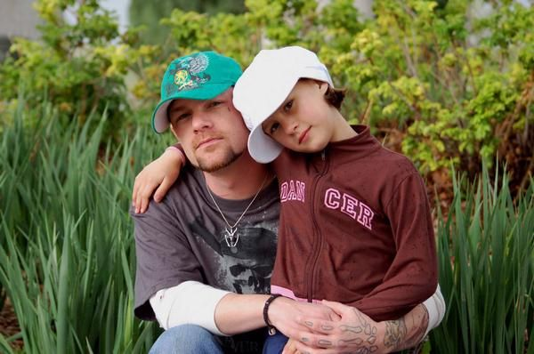| Ivan Moody with Daughter | DEATH 2 THE PUNCH | Pinterest ...