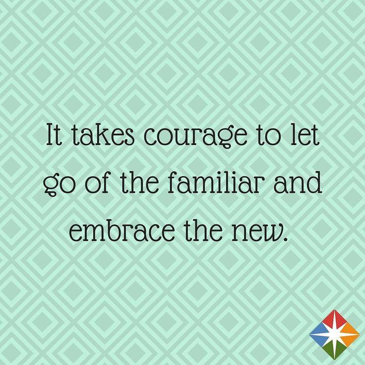 Embrace something new today! #monday #mondaymotivation
