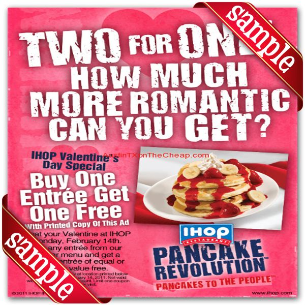 image relating to Ihop Printable Menu identify Ihop discount coupons financial savings - Mobstub day by day offers