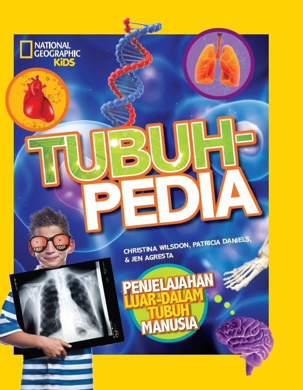 Tubuhpedia by Christina Wilsdon. Published on 9 November 2015.