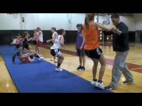 I thought you could use this now before the season starts.  xoxo Girls Basketball Strength - Speed - Jumping - Conditioning