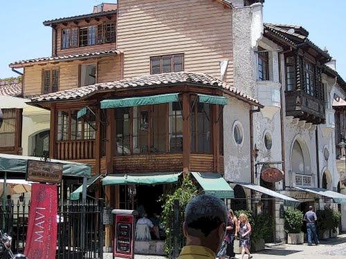 Barrio Lastarria. Santiago de Chile