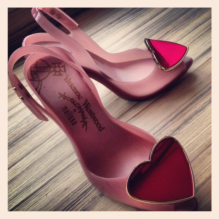 Vivienne Westwood Melissa shoes