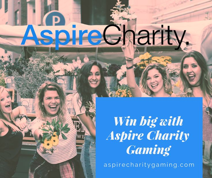 Welcome to Aspire Charity Gaming, a one stop shop you are just a click away from winning some amazing prizes! https://aspirecharitygaming.com/ #charity #lottery #tickets #prizes