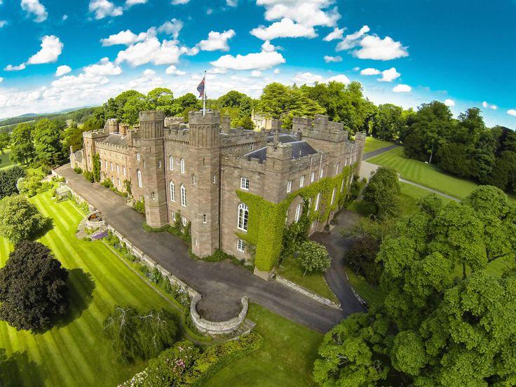 Scone Palace, Perth: Scotland