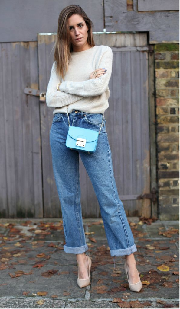 Look of the Day.395: Earthy Denim