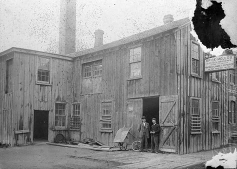 Image- Walker, Emily, brickmakers' supplies, Yonge St., w. side, s. of Walker Ave. Toronto -2000ft. Reference Library Baldwin 975-2-2 Small