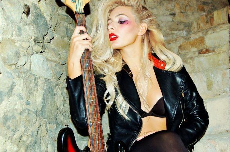 rockstar by Vittoria Ottaviano on @sbaam http://sba.am/tu9ls0c5c64
