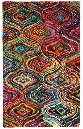 WandaWorks. Most amazing rug pattern I think I have ever seen.