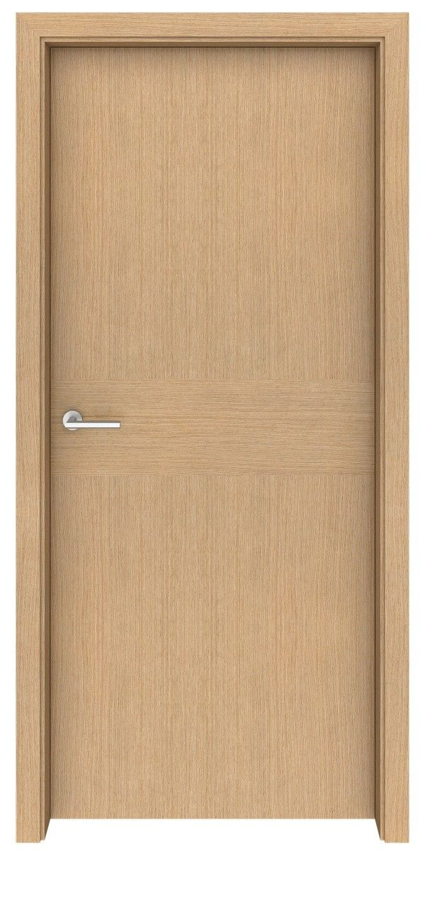 Light Oak Iris Interior Door - Light Oak Interior Doors - Doors