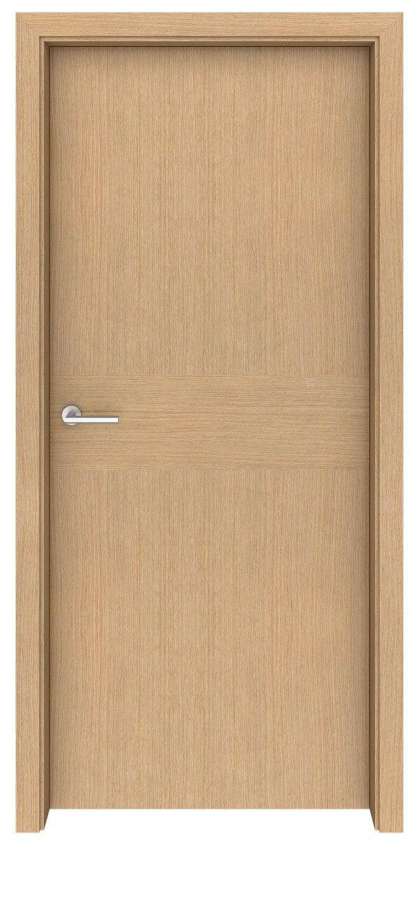 Light Oak Iris Interior Door - Light Oak Interior Doors - Doors