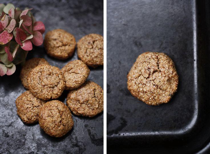 Děvče u plotny - Mandlové sušenky skardamomem & Nasvačinu