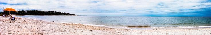 A Day At the Beach. Fuji Provia 100F, Nikon F3, Zeiss Planar T* 50mm f/1.4. © Jim Fisher