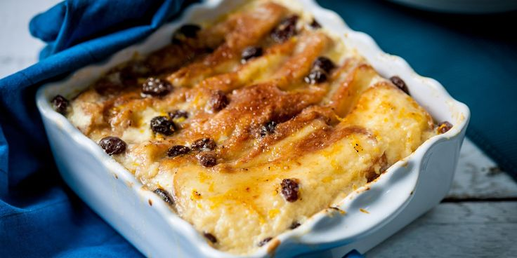 Geoffrey Smeddle uses brioche in this bread and butter pudding recipe to give a luxurious twist to this classic winter warmer