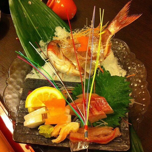 Art of Japanese Food