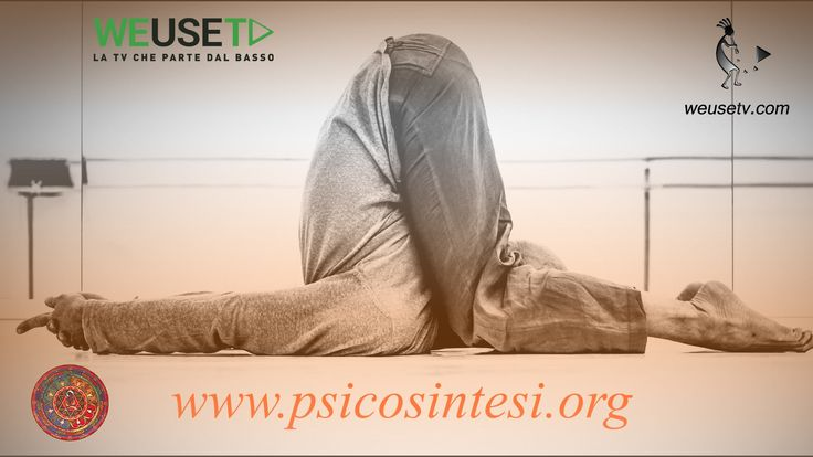 #weusetv ft #hodos #psicosintesi #Dynamic #Yoga (Joint #mobility exercises for the #hips)