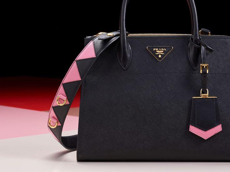 Prada Paradigme Bag