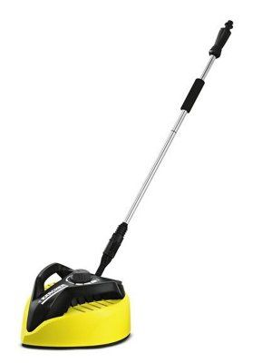 Karcher T 400 T-Racer Flat Surface Cleaner - http://www.hall-fast.com/industrial-commercial-equipment/janitorial-equipment/professional-cleaning-solutions/karcher-accessories/karcher-t-400-t-racer-flat-surface-cleaner/