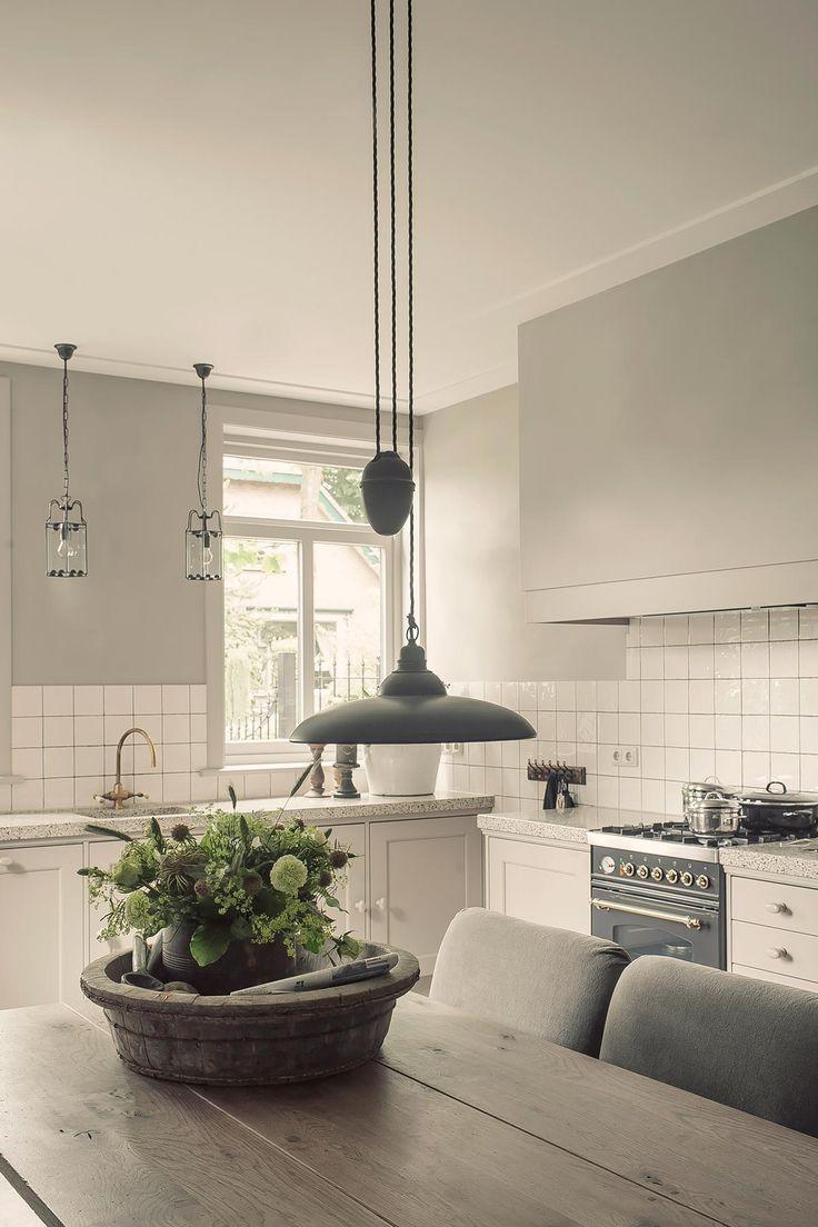 Meer dan 1000 ideeën over Houten Keukenkasten op Pinterest - Rvs ...