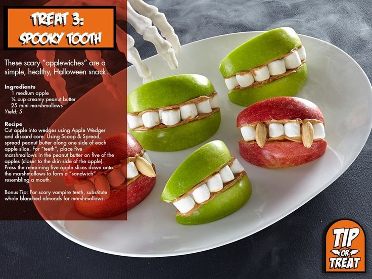 Spooky Tooth Recipe