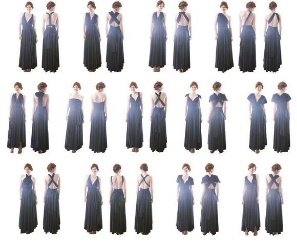 Twobirds Dress Styles Front & Back Views #bridesmaids   Prices for Classic, Ballgown Length.    $310 USD ($288 AUD Approx)  $370 AUD    Bandeau  $30 USD ($27 AUD Approx)  $55 AUD    From http://www.twobirdsbridesmaid.com  or http://www.twobirdsbridesmaid.com.au