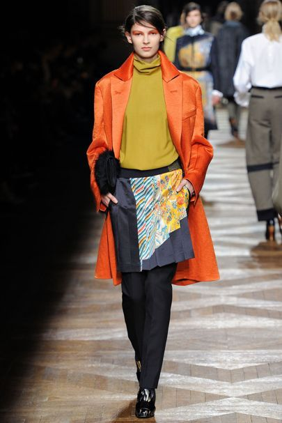 Dries Van Noten Autumn/Winter 2012 Ready-To-Wear Collection | British Vogue