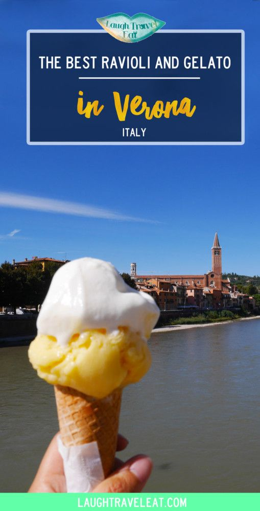 Verona, northern Italy isn't somewhere I thought I will find a great cuisine. But I was wrong via @https://www.pinterest.com/laughtraveleat