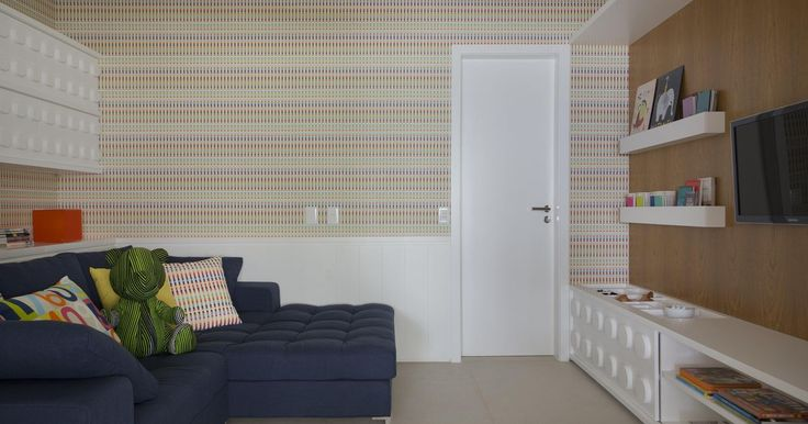 Sala De Estar Com Azul Marinho ~ sua sala de estar com muito estilo sem deixar o conforto de lado