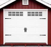 9x7 Carriage Garage Door