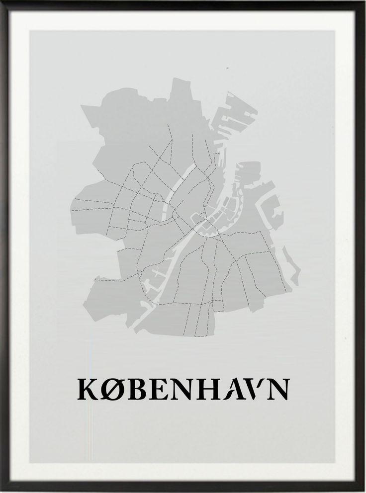 København Poster
