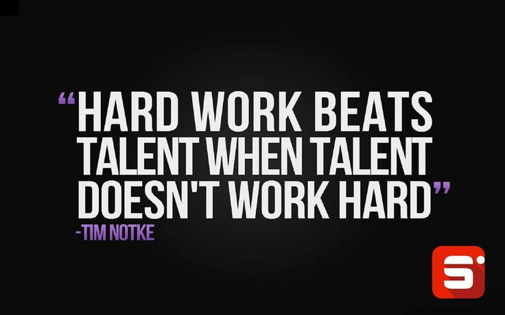 """Here is your weekly dose of inspiration! """"Hard work beats talent when talent doesn't work hard.""""  -Tim Notke #Sportido #timnotke #basketball #whatinspiresus #inspiration"""