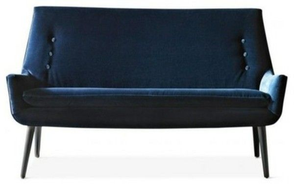 Couches benches black design