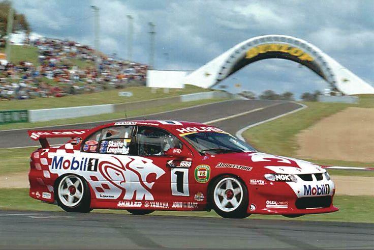 2001 Ford Falcon V8 Supercar: Mark Skaife/Tony Longhurst 2001 Bathurst 1000