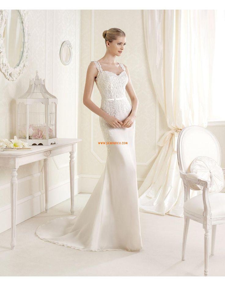Pláž / Destinace Ramínka Šifón Luxusní svatební šaty