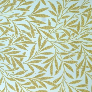 William Morris 'Willow' wallpaper