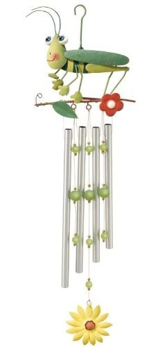 Tropical Grasshopper Wind Chime Garden Decor By Regal Art U0026 Gift, Http://