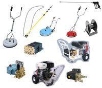 REPAIRS   -   SALES   -   SERVICE  A Full range of pressure washers and accessories available