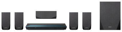 Sony BDV-E2100 5.1 Blu-ray Heimkinosystem (1000 Watt, 3D, W-LAN, Bluetooth, NFC) schwarz