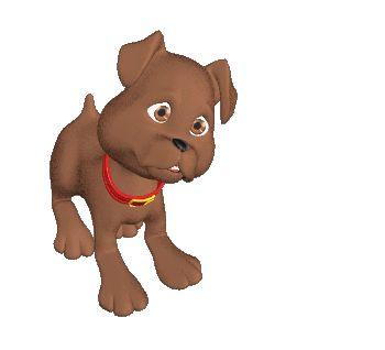 30-х годов, анимация собака для презентации