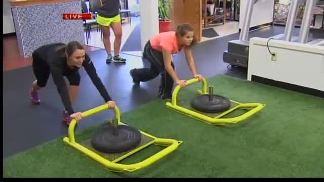 Fitness Friday: Industrial Strength