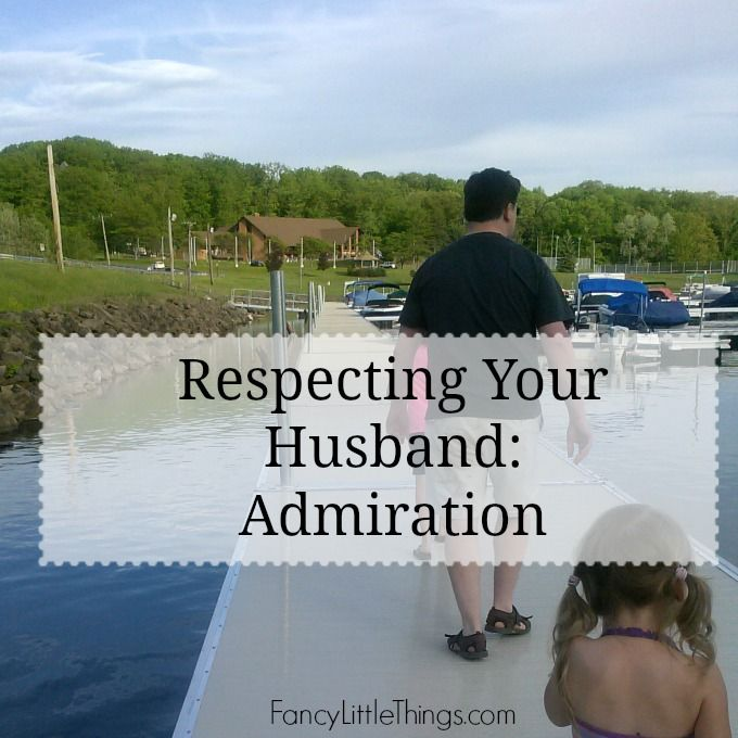{Disclosure: This post contains Amazon affiliate links to the books referenced.} Respecting Your Husband is a four-part series. We'll also look at: Acceptance, Appreciation, and Making Him Fe…