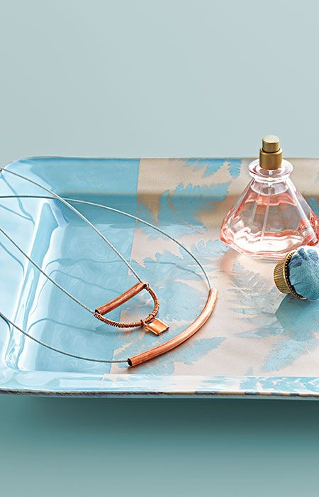Inexpensive Copper Fittings And Wire Let You Turn Steel Wires Into Fun  Jewelry.   Loweu0027s Creative Ideas