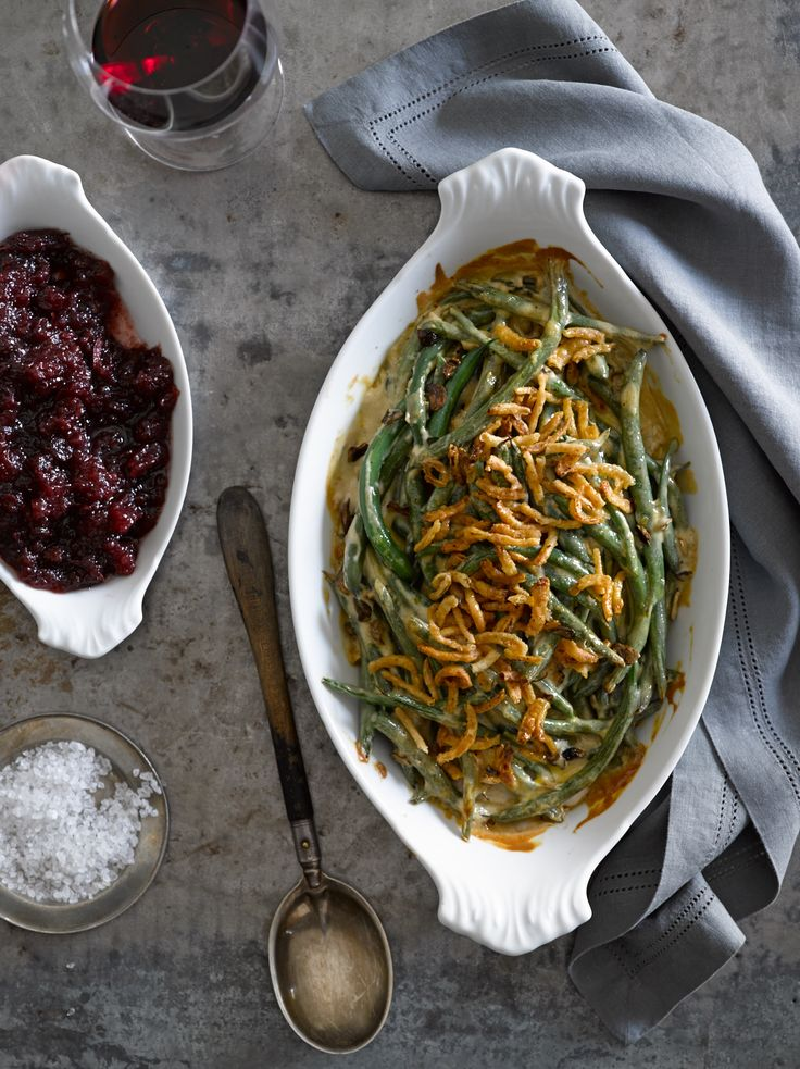 Green Bean Casserole | Williams-Sonoma Taste