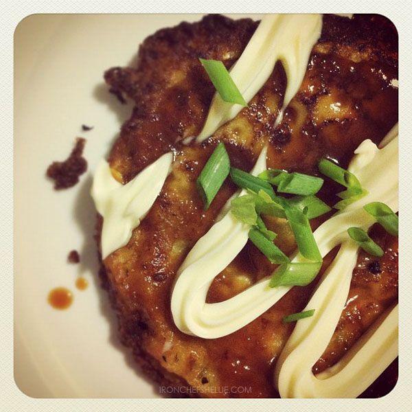 {Thermomix Thursday} Okonomiyaki : Iron Chef Shellie