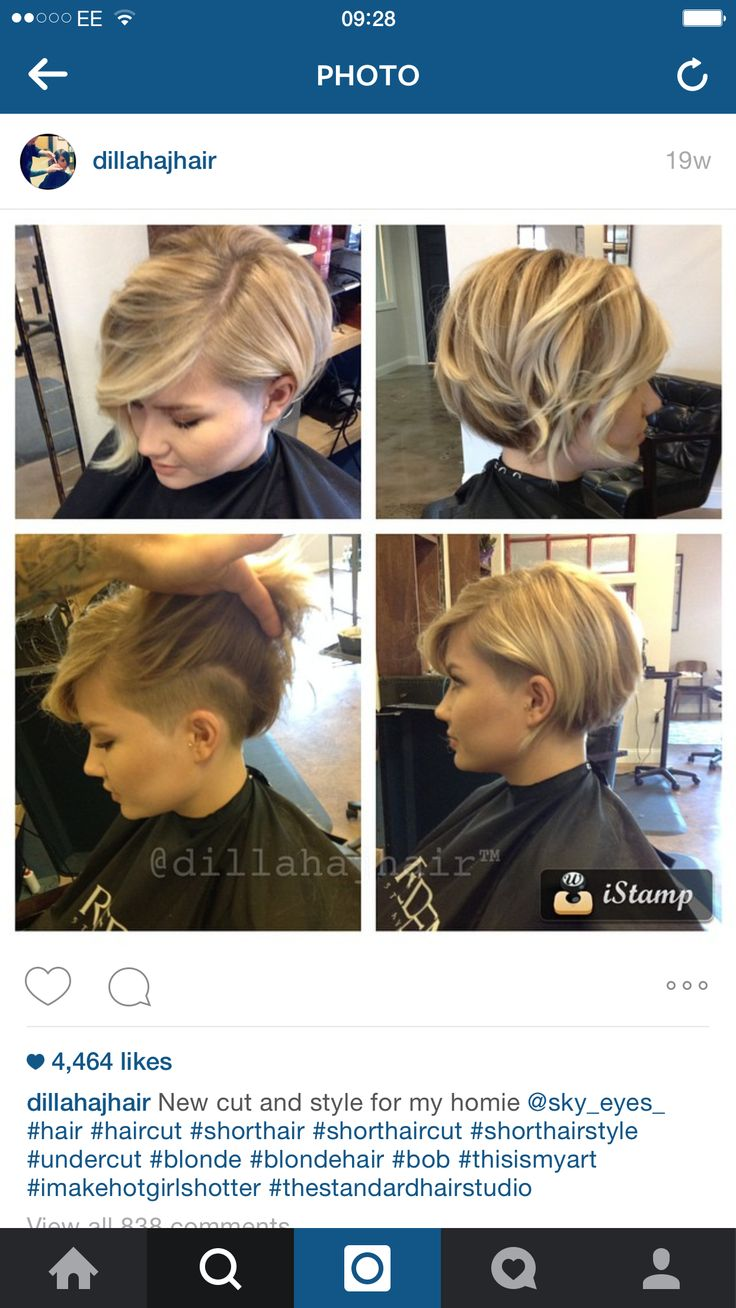 Not that I want a shaved head, but this might help me not be so hot. My hair is…