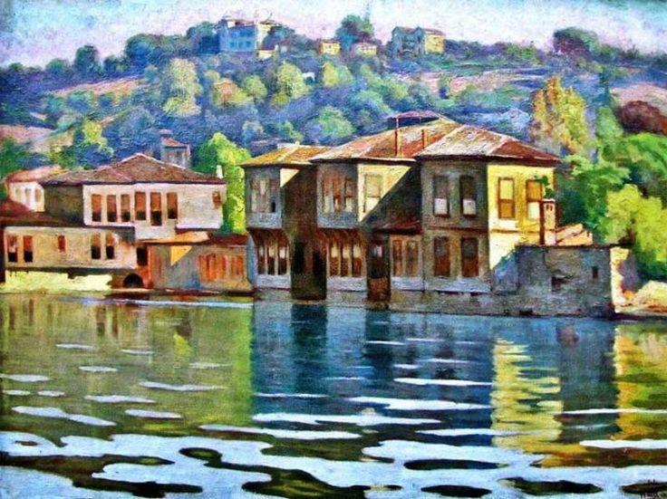 Ressam Halil Paşa Eserleri -