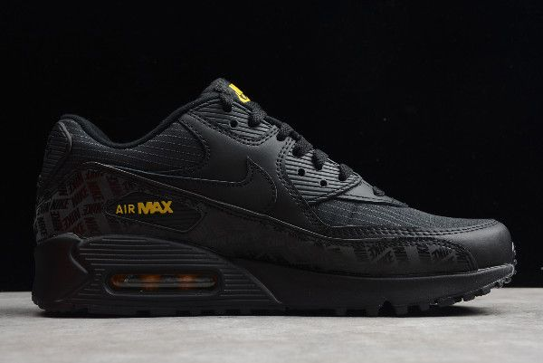 air max 90 amarillo